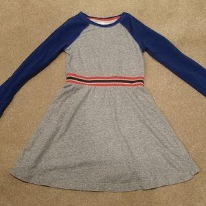 Mini Boden Johnnie B cotton dress sz 9/10